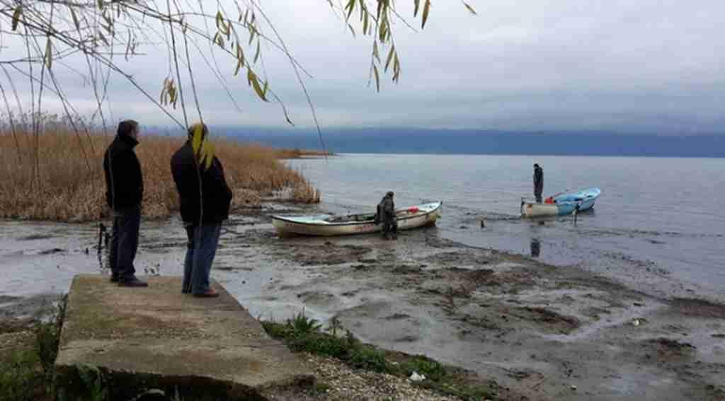 Bursa'da korkutan gelişme, İznik gölü 5 metre çekildi - Bursa Haberleri
