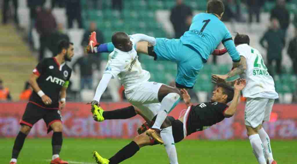Bursaspor kupaya veda etti - Bursa Haberleri