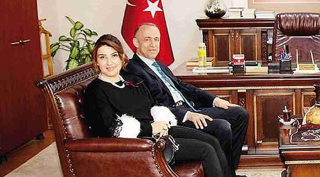Çankırı Valisi'nin 'Ahengi bozar' diye atadığı eşi istifa etti