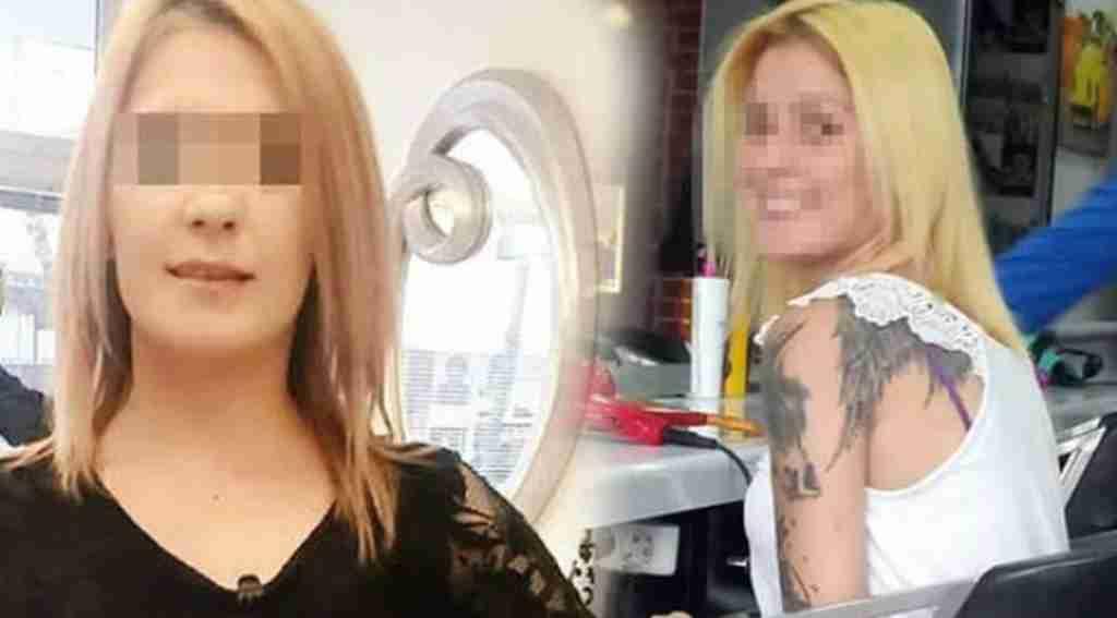 Genç kadın bıçakla dehşet saçtı