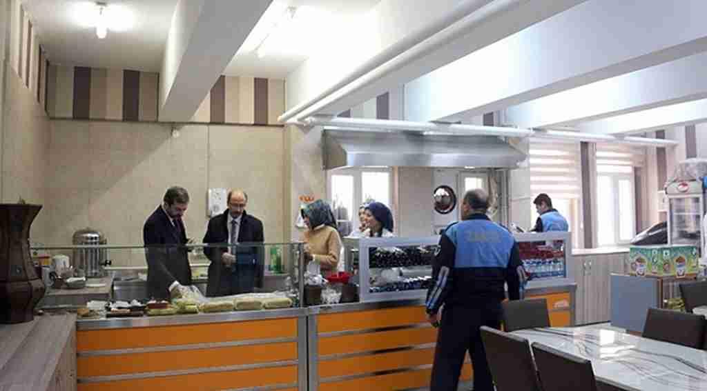 Gürsu'da okul kantinleri denetlendi - Bursa Haberleri