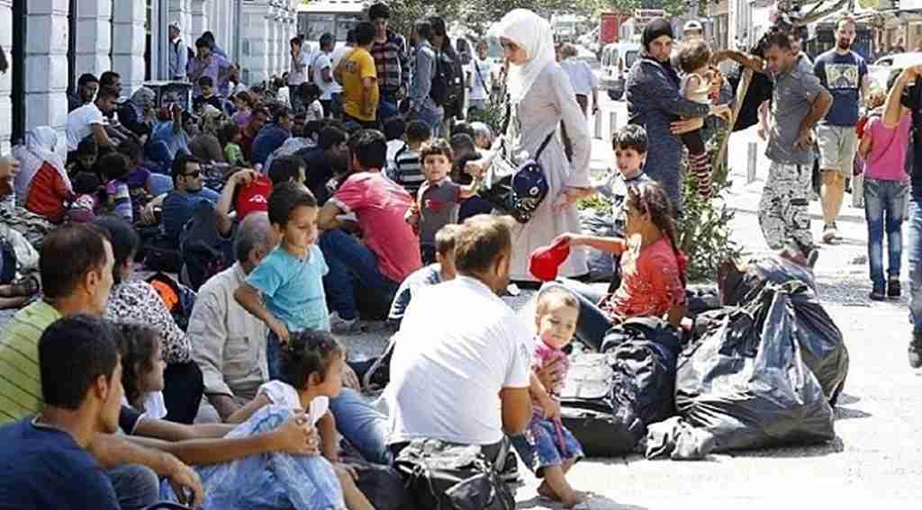 Türkiye'ye 2 milyon Suriyeli daha geliyor