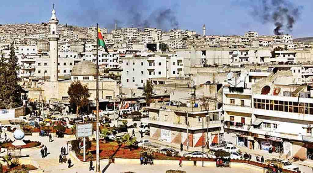 Afrin'de teröristlerin hain planına 3 aşamalı önlem