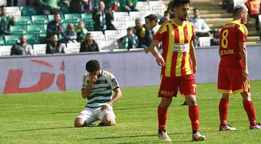 Bursaspor golü unuttu - Bursa Haberleri
