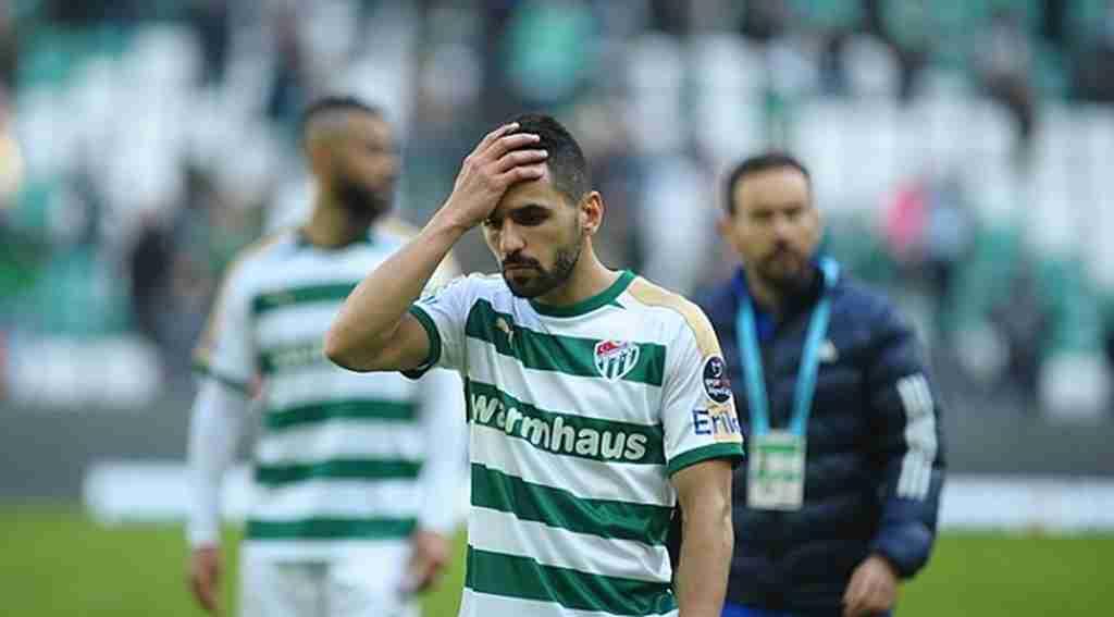 Bursaspor'un 78 günlük galibiyet hasreti - Bursa Haberleri