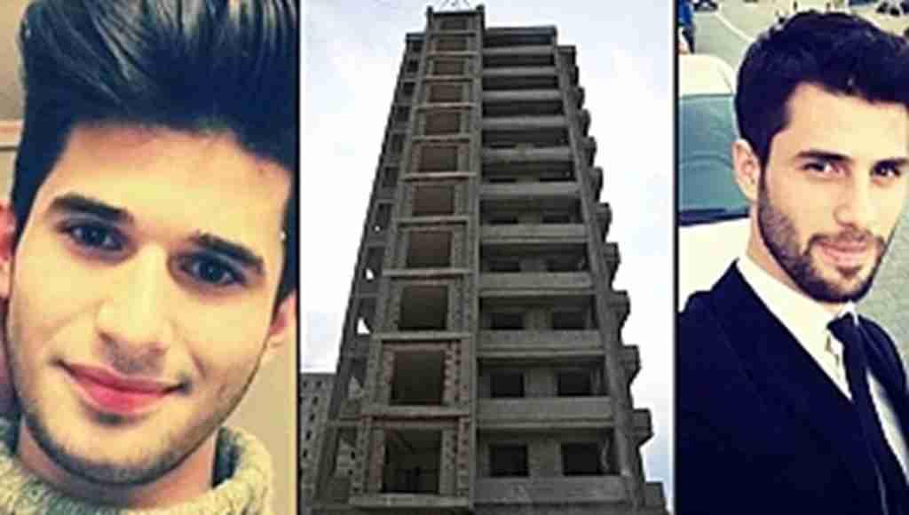 İnanılmaz olay, 12. kattan düşen kardeşini kurtardı