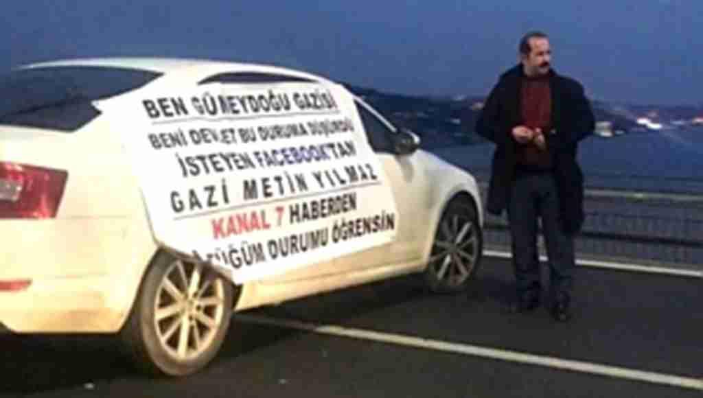 İstanbul'u alarma geçiren Gazinin kimliği belli oldu