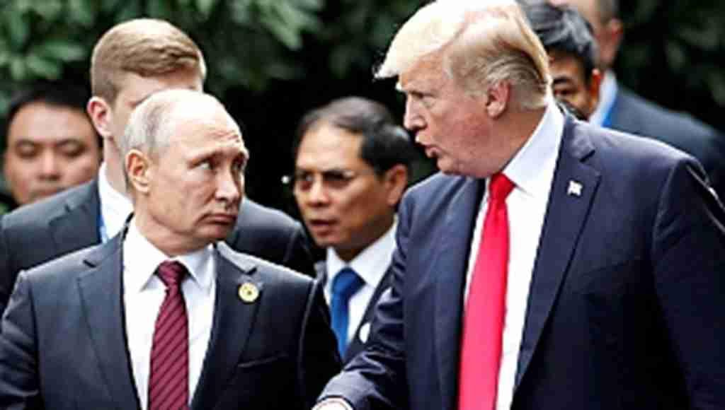 Putin ve Trump, İsrail- Filistin krizini görüştü