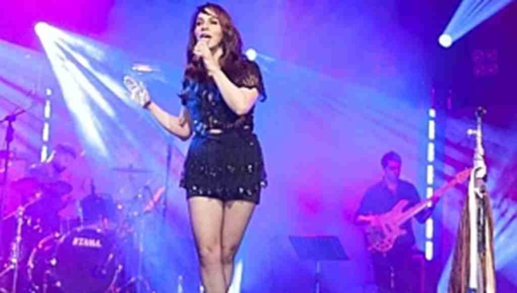 Sertab Erener, Facebook'un kalbinde konser verecek