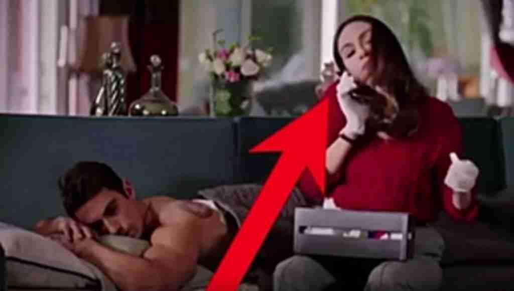 Siyah Beyaz Aşk dizisindeki çekim hataları pes dedirtti