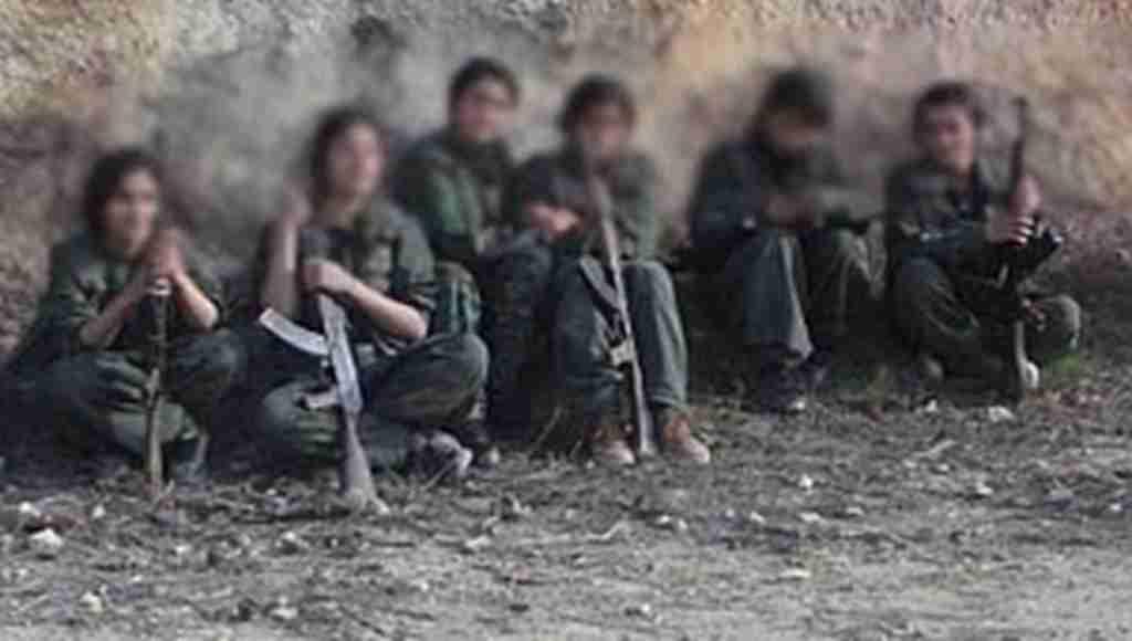 17 yaşındaki PKK'lı teröristten şoke eden ifadeler