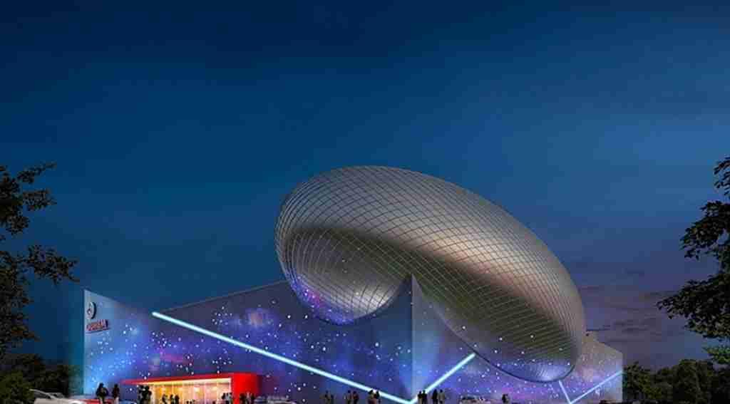 Avrupa'nın en iyi uzay eğitim merkezi Bursa'ya yapılıyor - Bursa Haberleri