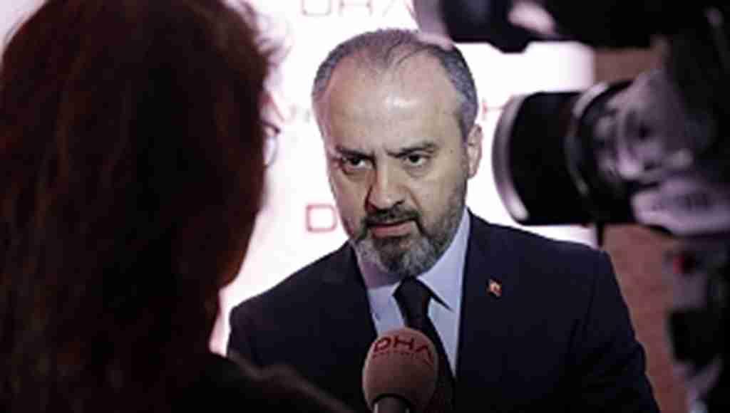 """Başkan Aktaş, """"Turizm, Bursa'nın gelişen yönü olacak"""" - Bursa Haberleri"""
