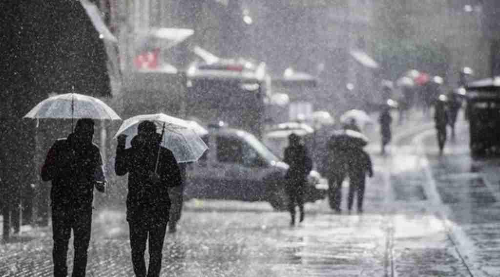 Bursa'ya yağmur uyarısı - Bursa Haberleri