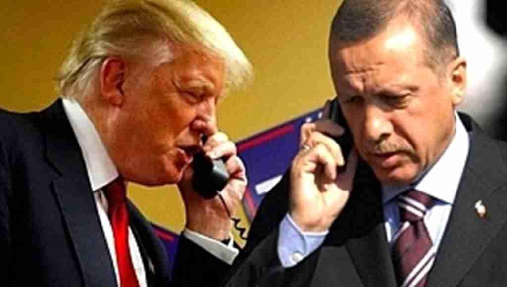 Çavuşoğlu duyurdu, Erdoğan, Trump ile bugün telefonda görüşecek