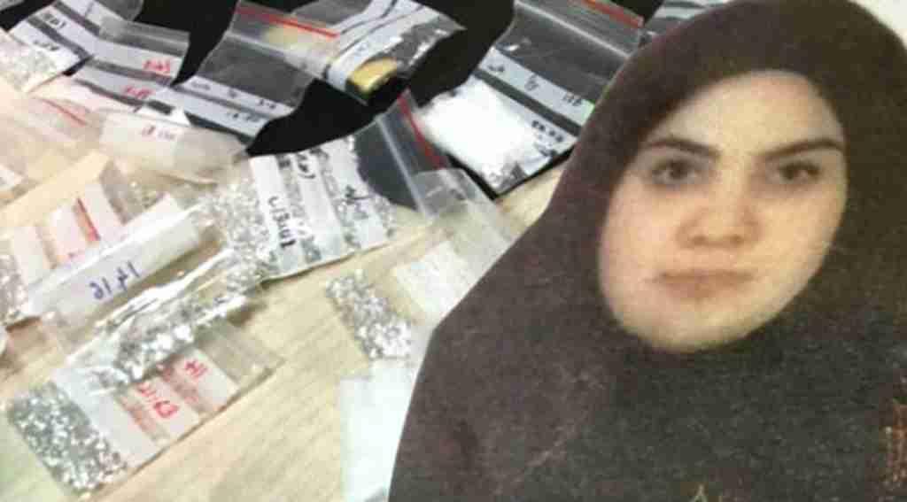İranlı kadın yolcunun valizinden 1,5 milyon dolarlık pırlanta çıktı