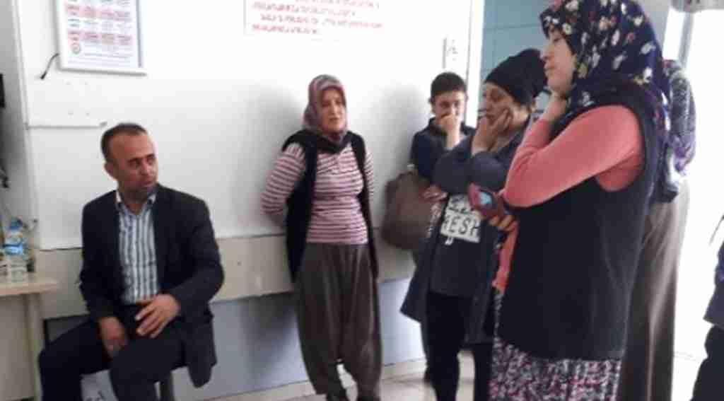 Müjde vermek için gittiği annesini ve 2 çocuğunu hareketsiz buldu