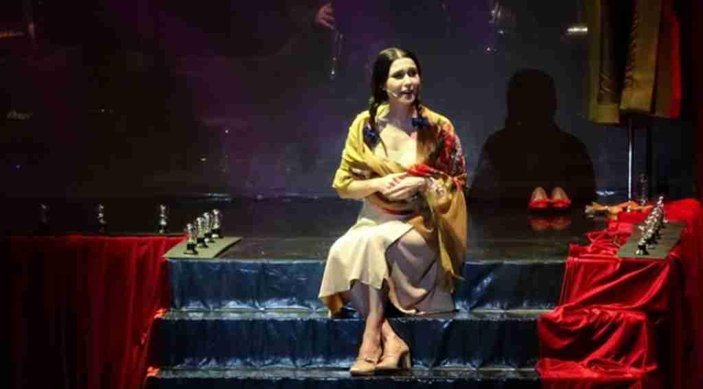 'Müzeyyen' Müzikali Bursa'da sahnelendi - Bursa Haberleri
