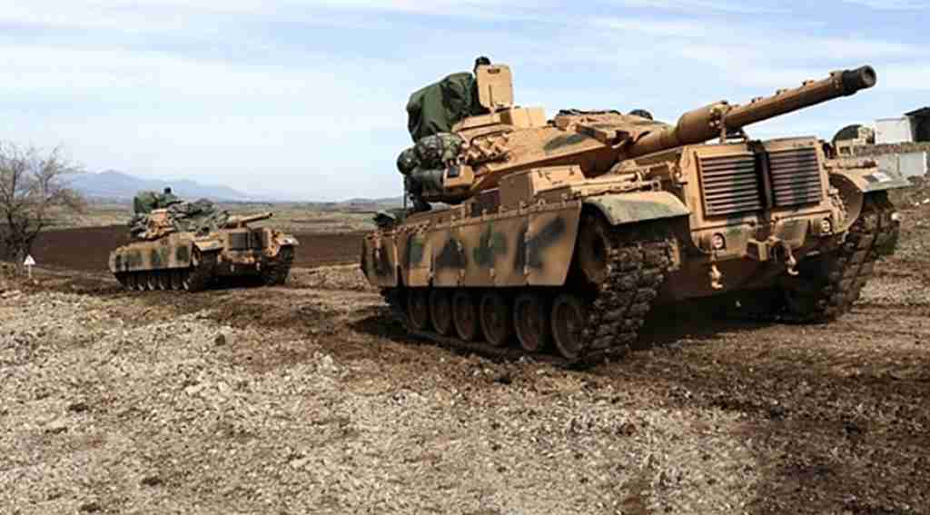 PULAT Koruma Sistemi Nisan Başında Afrin'de