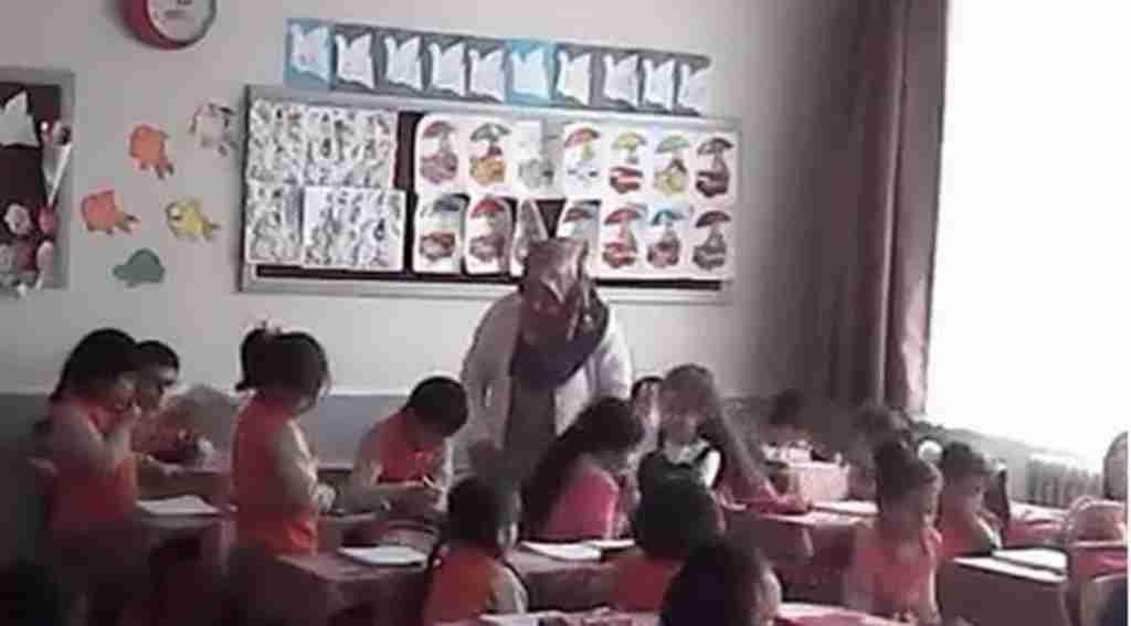 Sınıfa gizli kamera yerleştirip, öğretmen şiddetini ortaya çıkaran veliye suç duyurusu