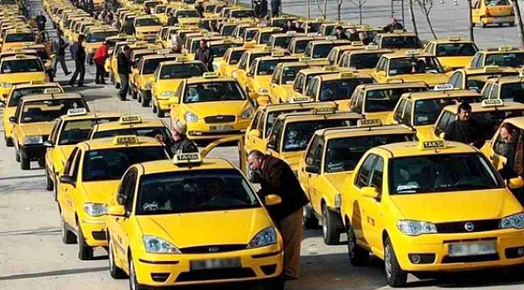 Taksi-UBER meselesi, Cumhurbaşkanı Erdoğan'a taşınıyor