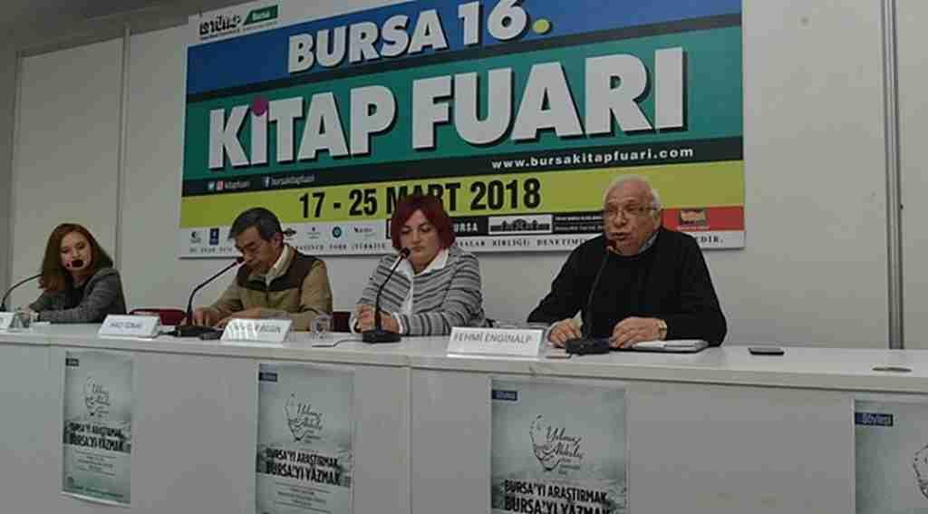 Yazar ve akademisyenler Bursa'yı anlattı - Bursa Haberleri