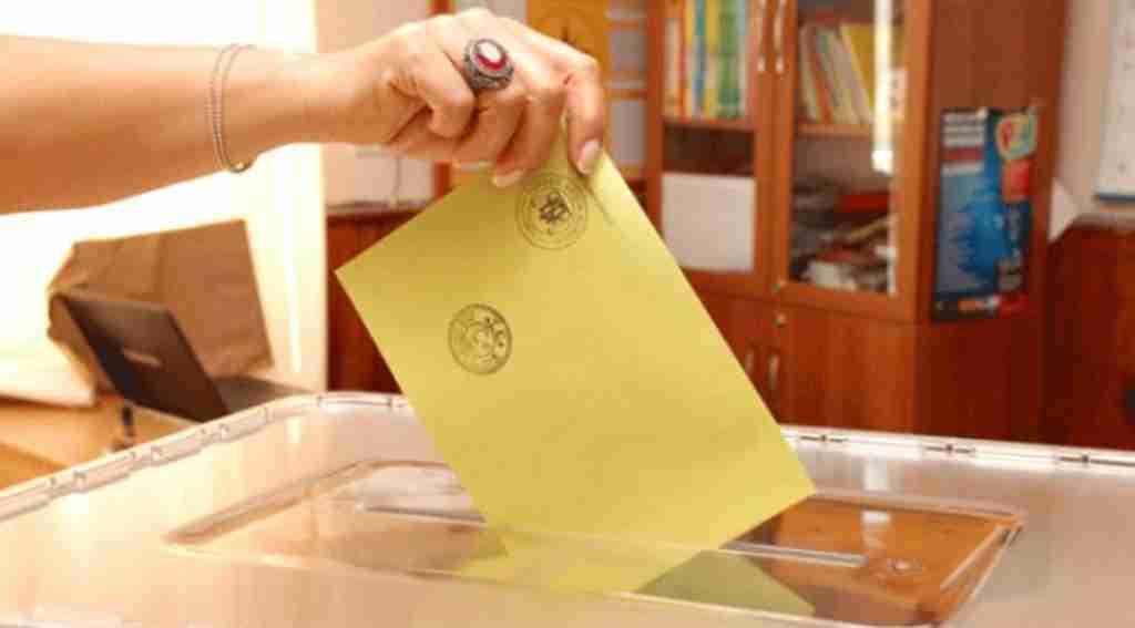 24 Haziran'da yapılacak seçimlerde her imza 1 TL