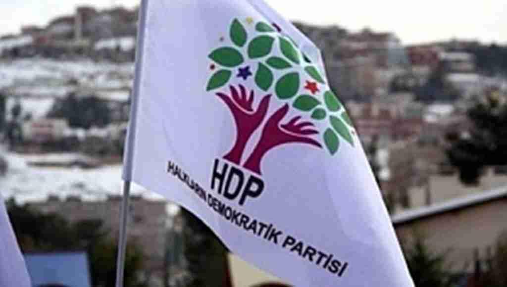 HDP, Cumhurbaşkanı adayını açıkladı