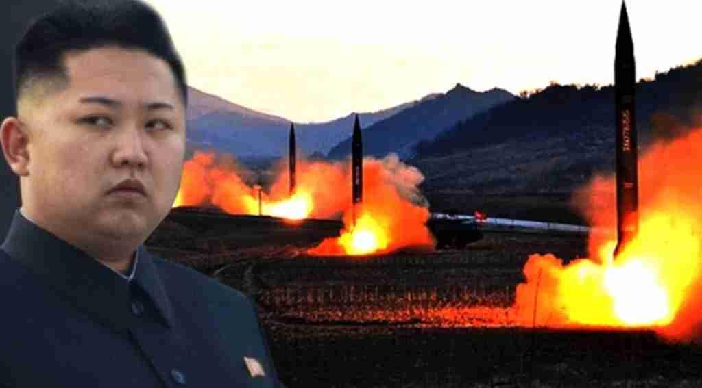 Kuzey Kore'nin nükleer test alanı çöktü! Çevre faciasına yol açabilir!