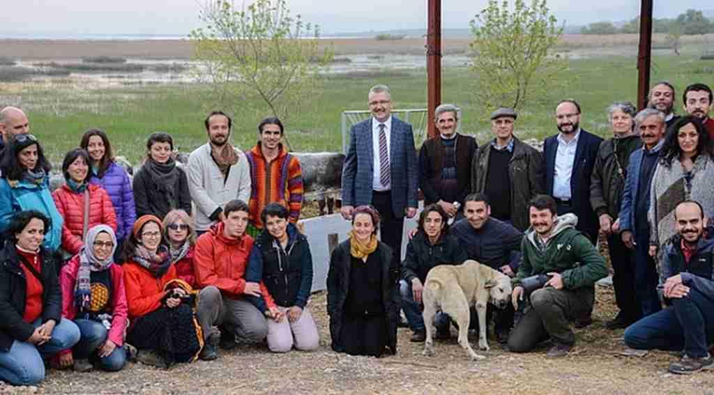 Leylek köyü 'Çıraklık Buluşması'na ev sahipliği yaptı - Bursa Haberleri