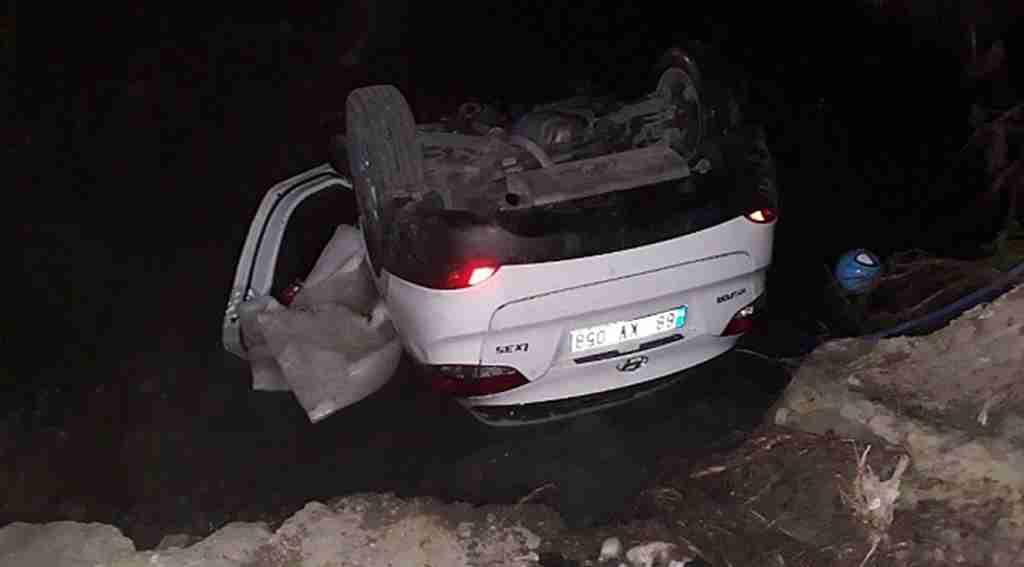 Sakarya'daki feci trafik kazasında 9 aylık bebek öldü, 3'ü çocuk toplam 9 kişi yaralandı