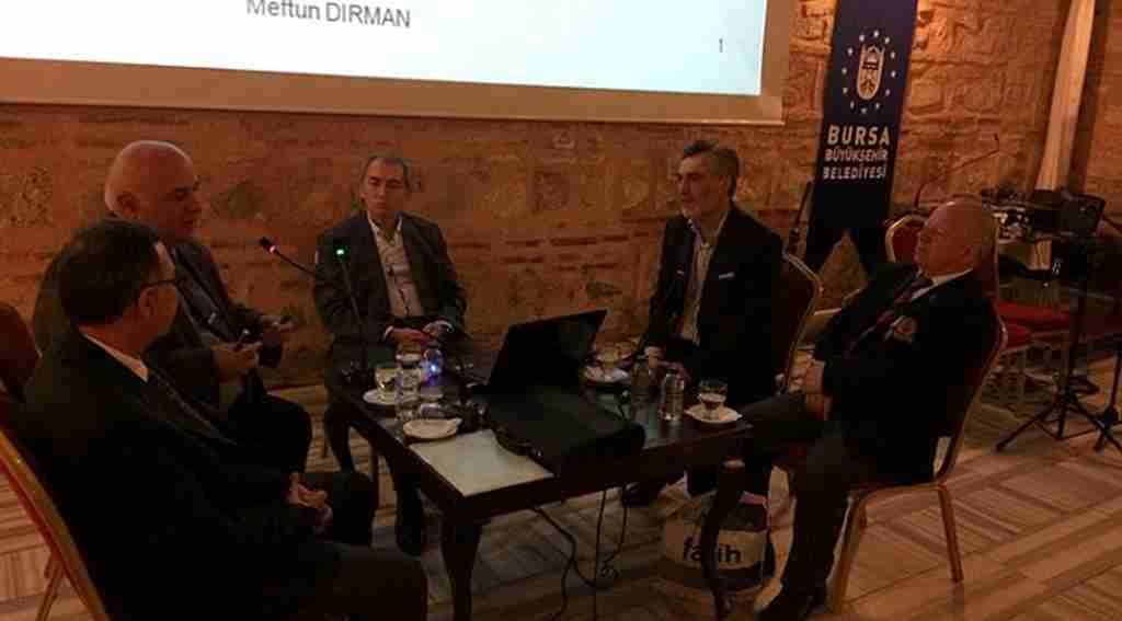 'TCG Muavenet' gerçeği Bursa'da tartışıldı - Bursa Haberleri
