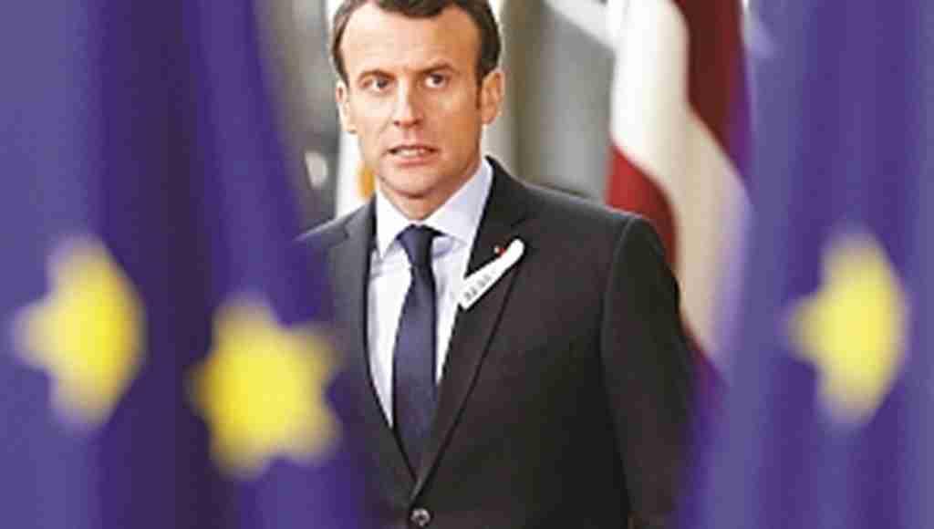 """Türkiye'den """"Türkler ve Rusları ayırmayı başardık"""" diyen Macron'a sert tepki"""