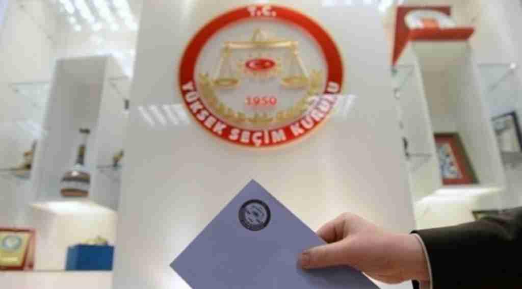Yüksek Seçim Kurulu (YSK) Erken Seçime Katılabilecek 10 Siyasi Partinin Listesini Yayınladı!