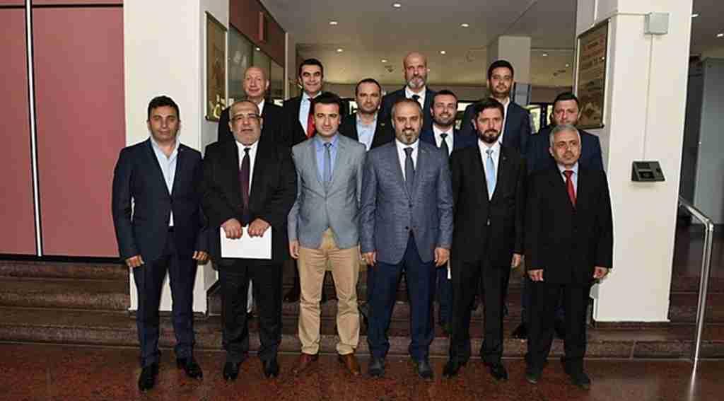 Bursa Büyükşehir Belediyespor'da Aktaş güven tazeledi - Bursa Haberleri