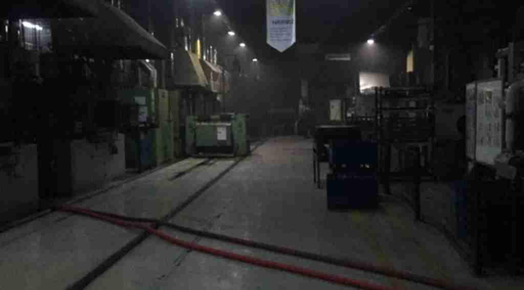 Bursa'da bir fabrika iftar saati alevlere teslim oldu - Bursa Haberleri