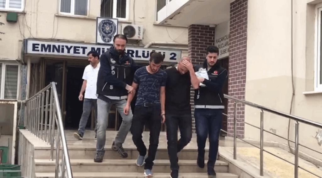 Bursa'yı birbirine kattılar, polisten kaçamadılar - Bursa Haberleri
