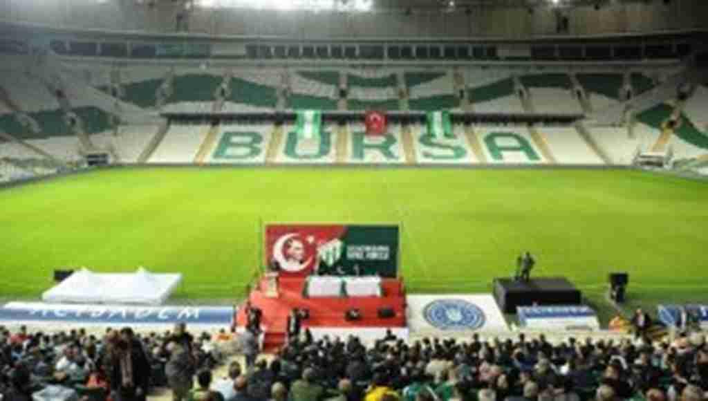Bursaspor'da olağan genel kurulun ilk oturumu yapıldı - Bursaspor Haberleri