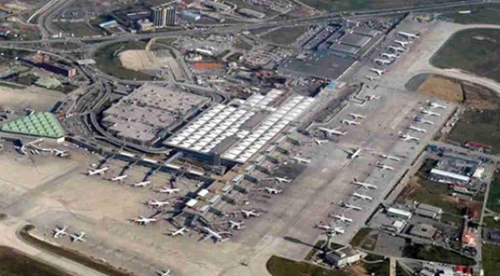 Cumhurbaşkanı açıkladı! Atatürk Havalimanı'nın yerine ne yapılacağı belli oldu!