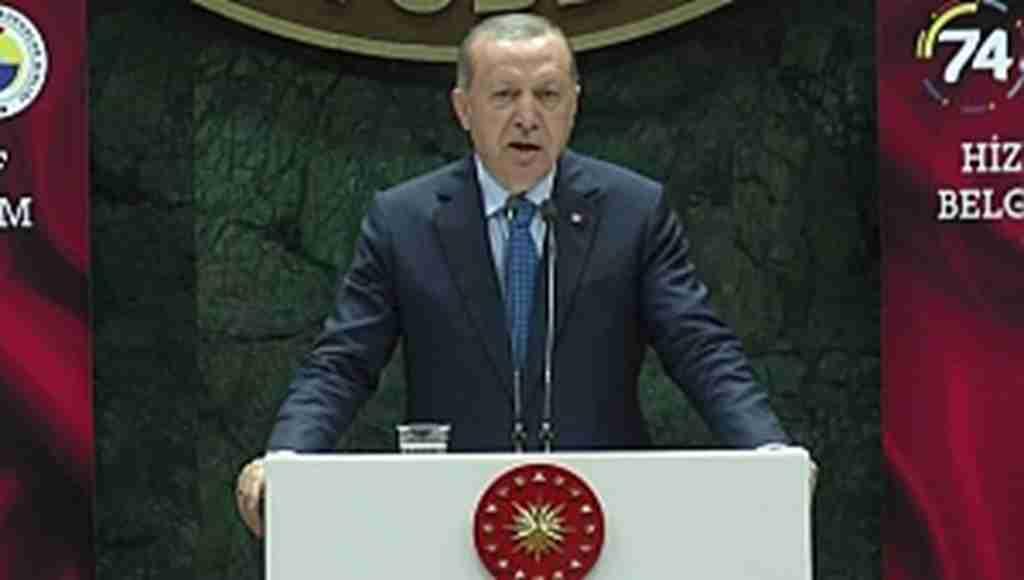 """Erdoğan, """"Bundan önceki 12 seçimde ne olduysa o olacak"""""""