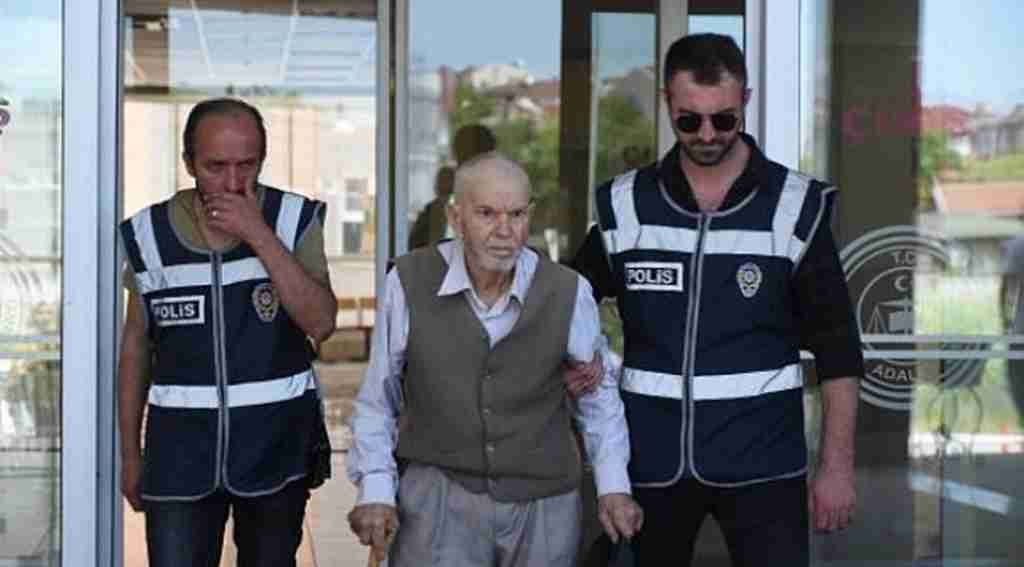 Eşini vahşice keserle öldüren 81 yaşındaki adam 'Pişmanım' dedi