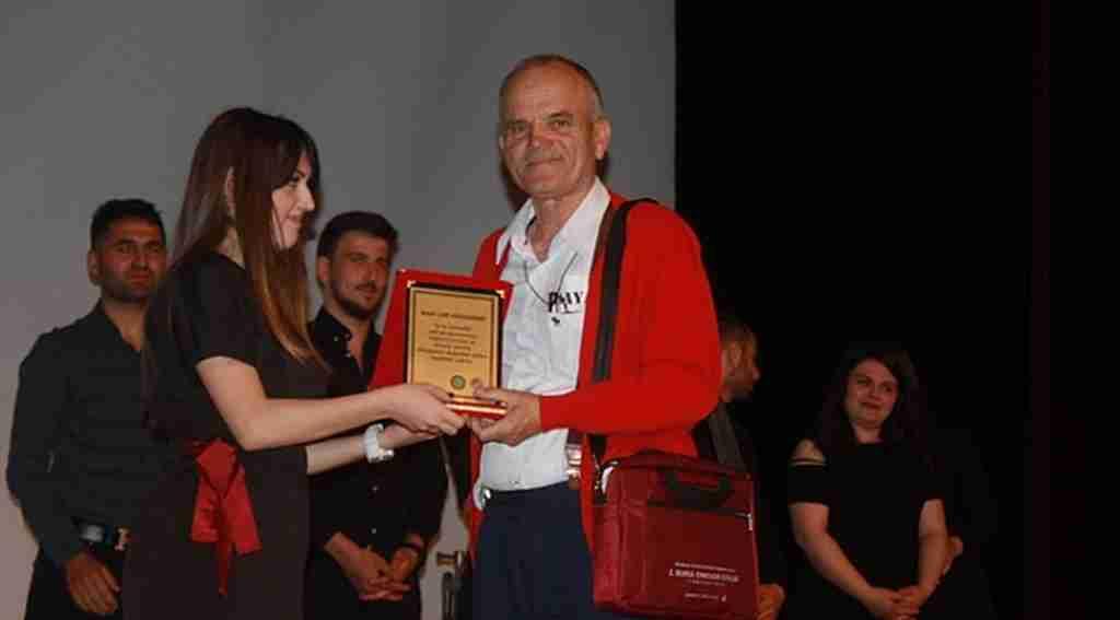 İş güvenliği öğrencilere stand-up ve tiyatroyla anlatıldı - Bursa Haberleri