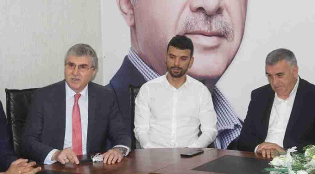 Kenan Sofuoğlu'dan adaylık açıklaması,