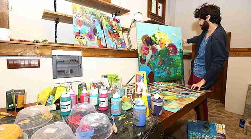Nilüfer Belediyesi Sanatevi ilk konuklarını ağırlıyor - Bursa Haberleri