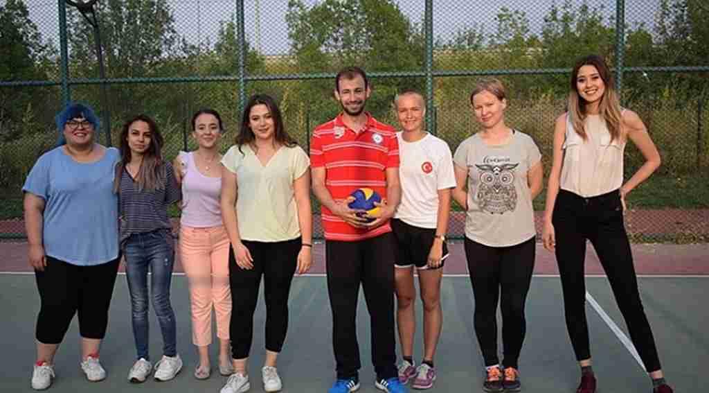 Nilüferli genç kadınlar sporda buluşuyor - Bursa Haberleri