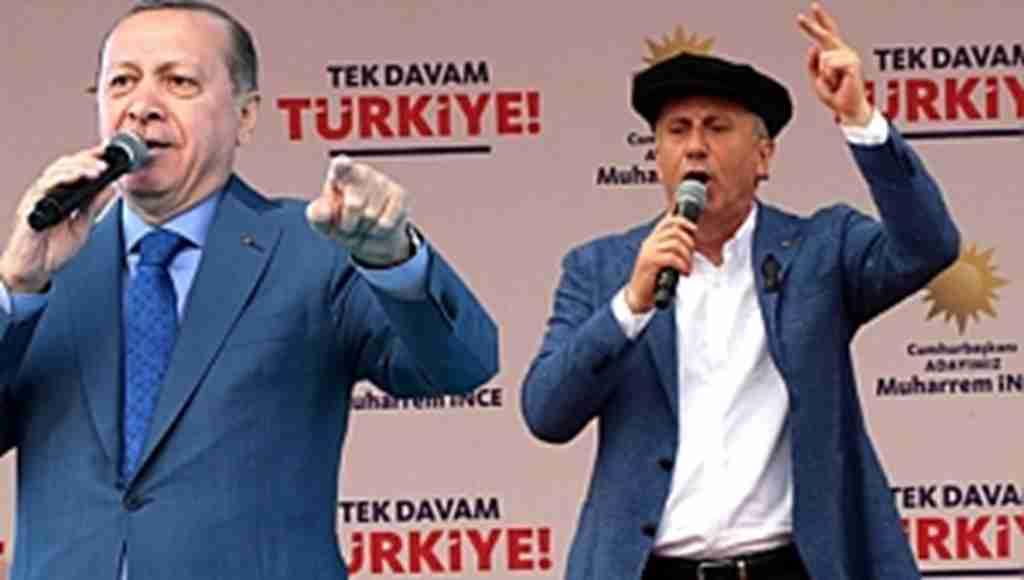Seçime 33 gün kala son anket! İpi göğüsleyen Erdoğan'mı, İnce'mi, Akşener mi?