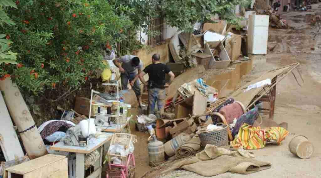 Sel felaketinde mağdur olan vatandaşlar yardım eli bekliyor - Bursa Haberleri