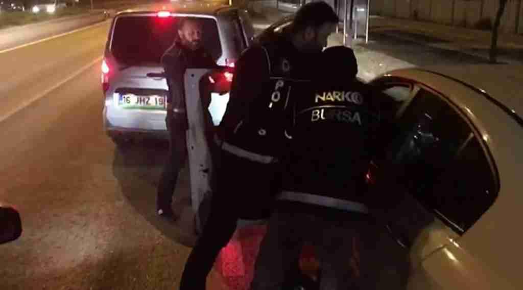 Suç makinelerine 24 saatlik nefes kesen operasyon - Bursa Haberleri