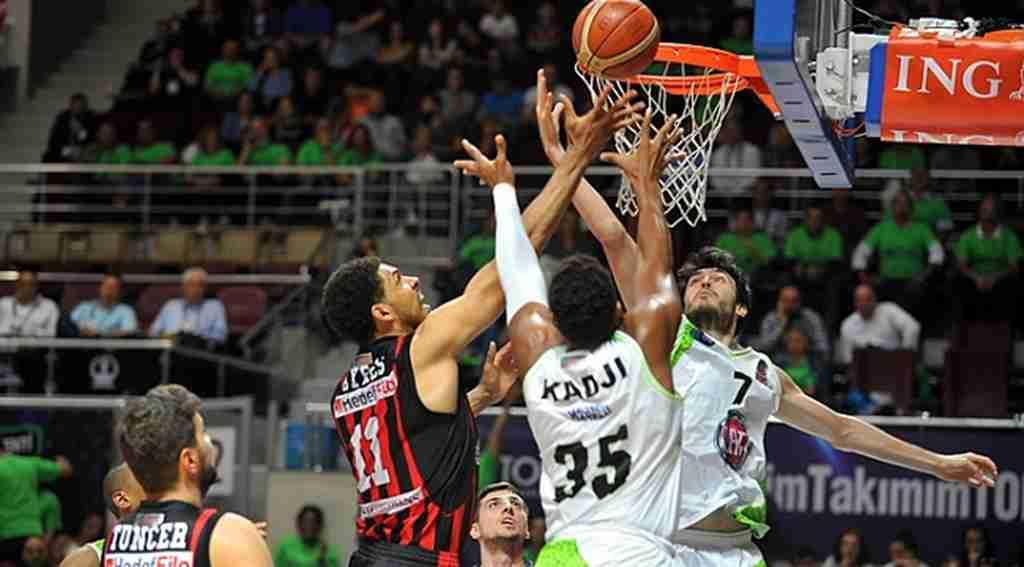 TOFAŞ - Eskişehir Basket: 85-58 - Bursa Haberleri