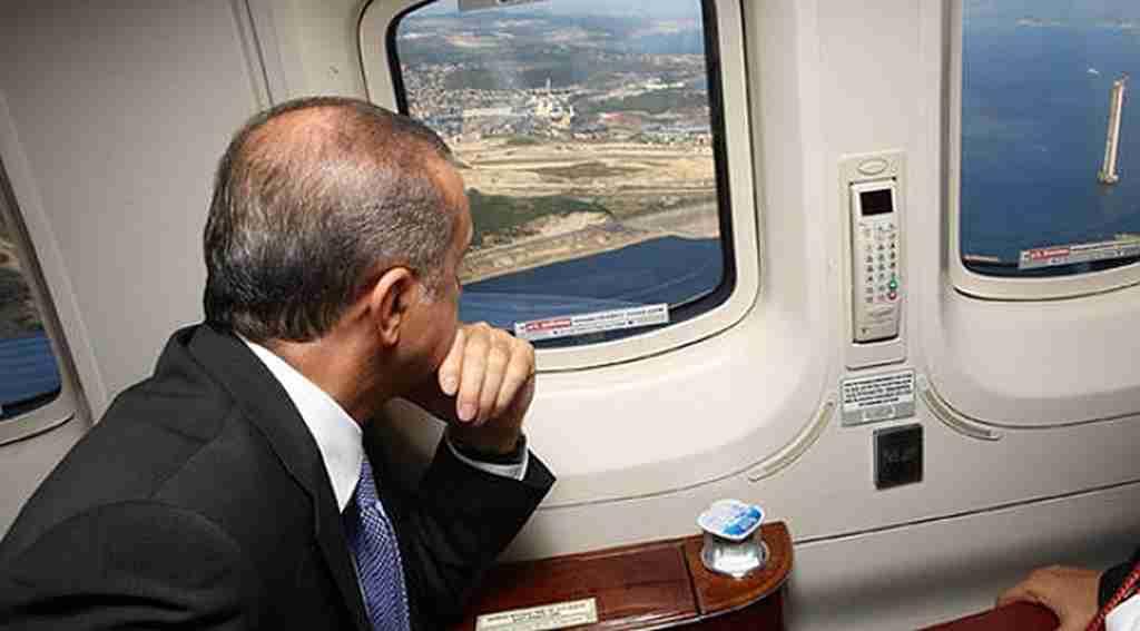 üçüncü havalimanı erdoğan ile ilgili görsel sonucu